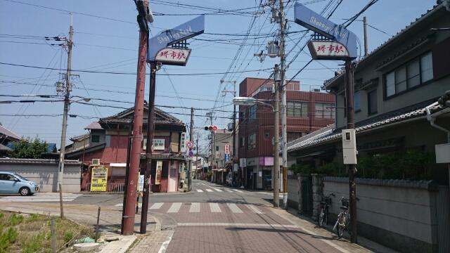 堺市駅ショッピングロード