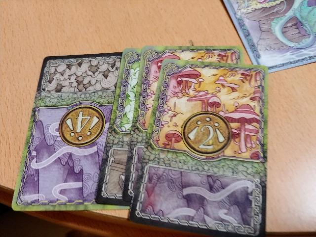 フェイの儀式カード