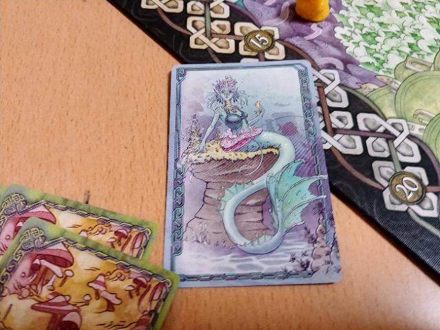 フェイの精霊カード