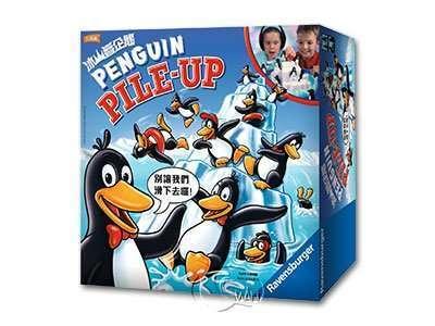 ペンギンパイルアップ